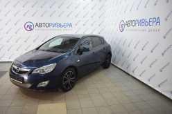 Рязань Opel Astra 2012