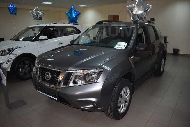 Nissan Terrano, 2018 год, 1 092 000 руб.
