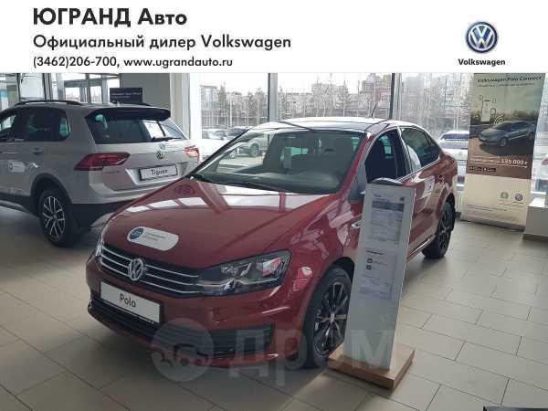 Volkswagen Polo, 2019 год, 1 003 424 руб.