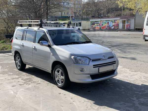 Toyota Succeed, 2015 год, 800 000 руб.
