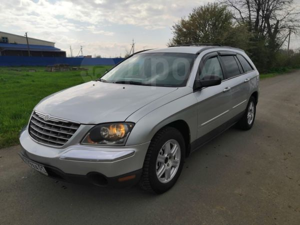 Chrysler Pacifica, 2004 год, 355 000 руб.