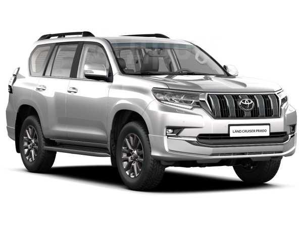 Toyota Land Cruiser Prado, 2019 год, 3 677 000 руб.