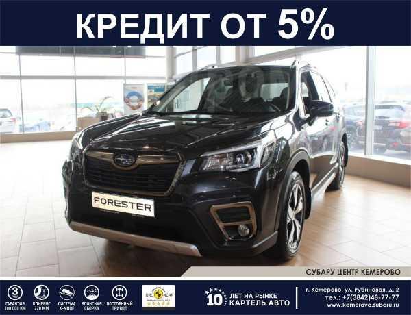 Subaru Forester, 2019 год, 2 683 650 руб.