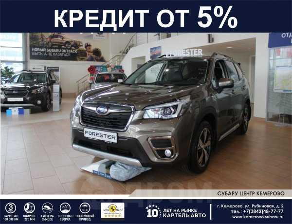 Subaru Forester, 2019 год, 2 686 000 руб.