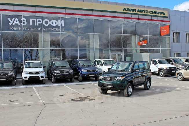 УАЗ Патриот, 2019 год, 799 990 руб.