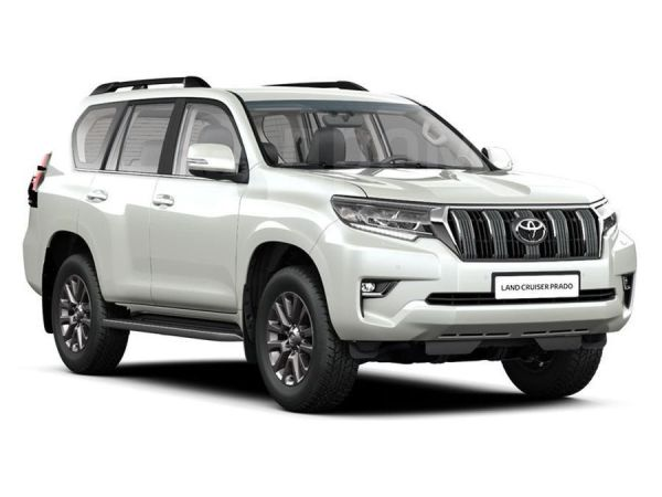 Toyota Land Cruiser Prado, 2019 год, 3 604 000 руб.