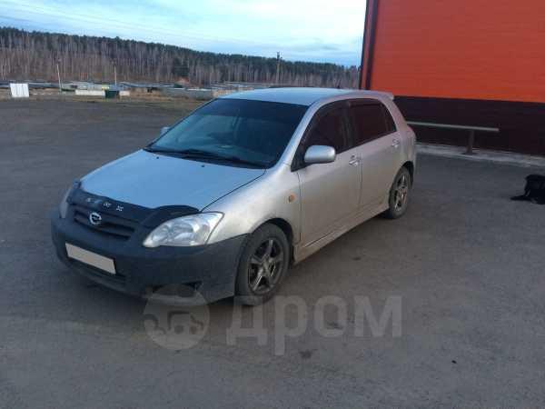 Toyota Allex, 2005 год, 285 000 руб.