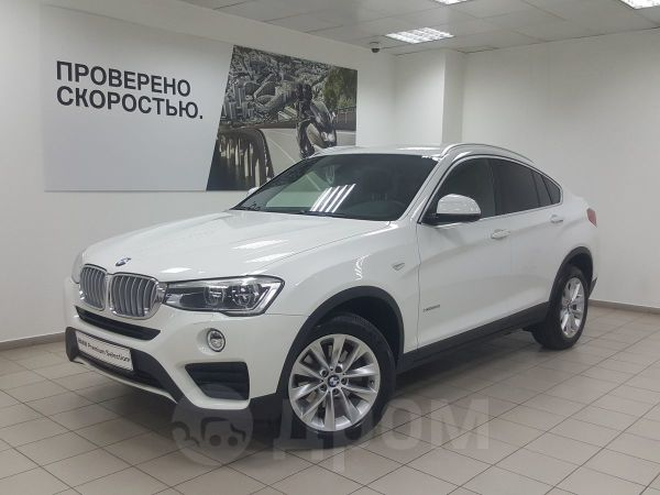 BMW X4, 2017 год, 2 395 000 руб.