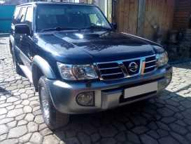 Абакан Nissan Patrol 2004