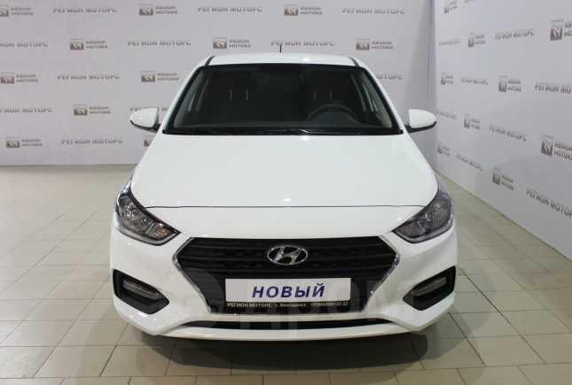Hyundai Solaris, 2019 год, 897 900 руб.