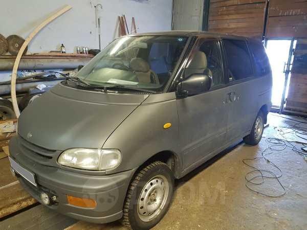 Nissan Vanette Serena, 1997 год, 90 000 руб.