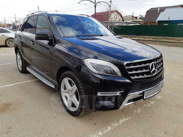 Mercedes-Benz M-Class, 2013 год, 1 900 000 руб.