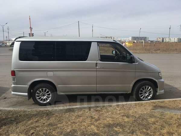 Mazda Bongo Friendee, 1999 год, 270 000 руб.