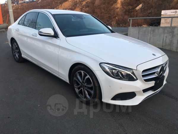 Mercedes-Benz C-Class, 2017 год, 1 688 000 руб.