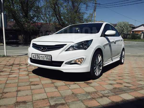 Hyundai Solaris, 2016 год, 666 666 руб.