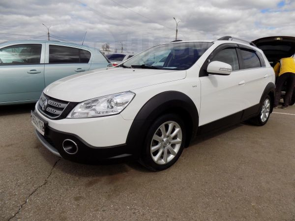 Dongfeng H30 Cross, 2016 год, 428 000 руб.