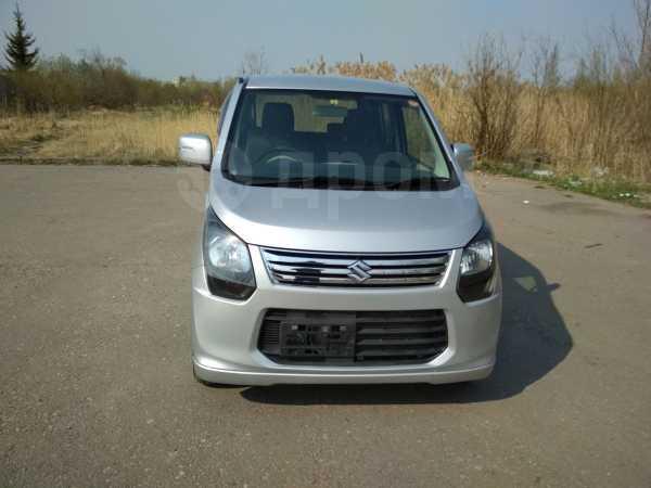 Suzuki Wagon R, 2014 год, 495 000 руб.