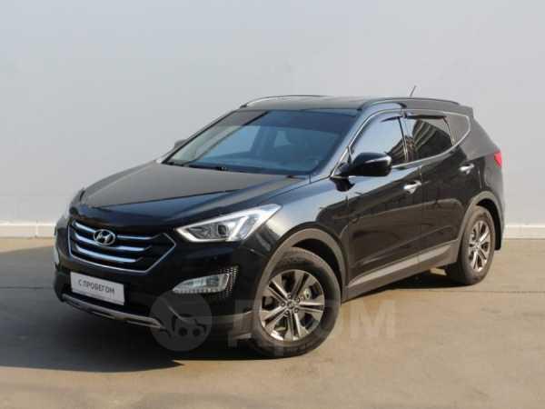 Hyundai Santa Fe, 2013 год, 1 276 600 руб.