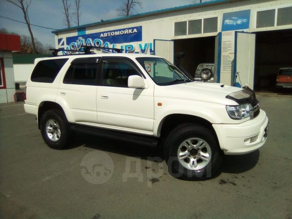 Toyota Hilux Surf, 2002 год, 805 000 руб.