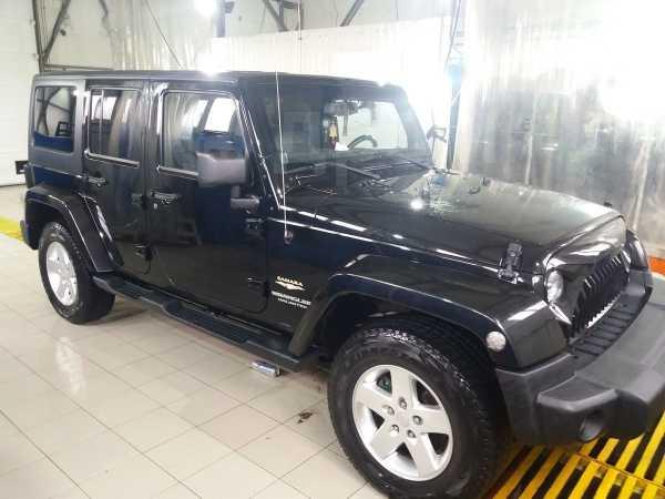 Jeep Wrangler, 2013 год, 1 600 000 руб.