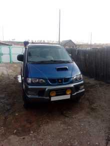 Домна Delica 2000