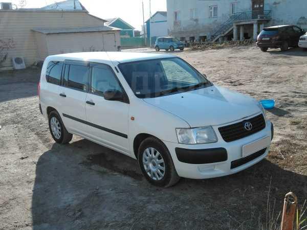 Toyota Succeed, 2010 год, 450 000 руб.