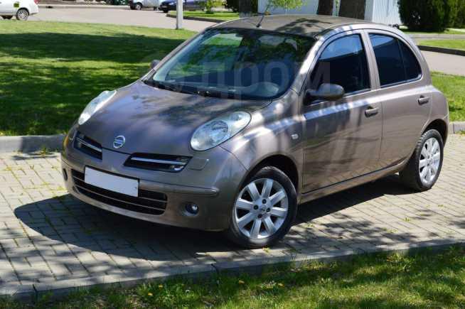 Nissan Micra, 2007 год, 319 000 руб.