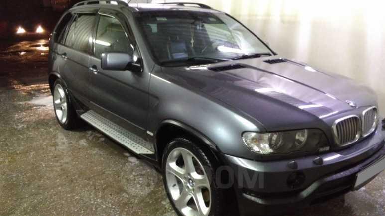 BMW X5, 2002 год, 600 000 руб.