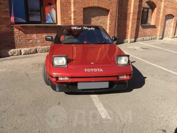 Toyota MR2, 1989 год, 280 000 руб.