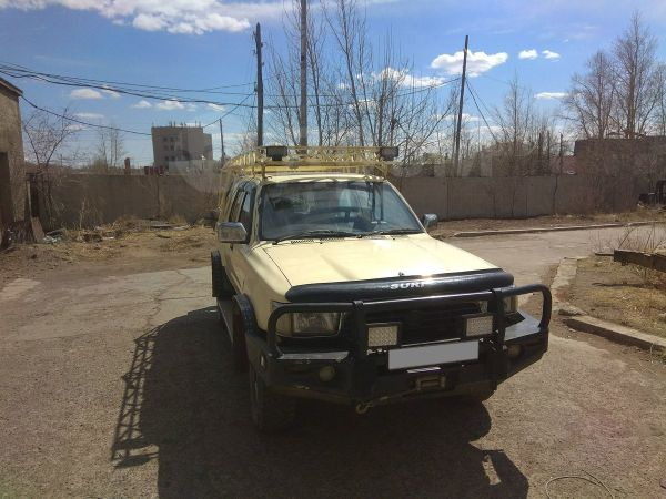 Toyota Hilux Surf, 1989 год, 295 000 руб.
