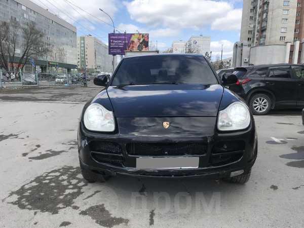 Porsche Cayenne, 2003 год, 320 000 руб.