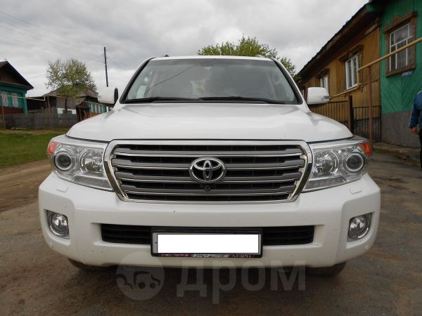 Toyota Land Cruiser, 2012 год, 2 800 000 руб.