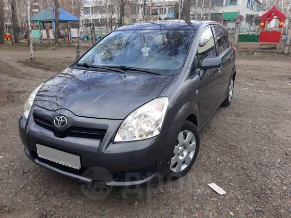 Toyota Corolla Verso, 2008 год, 630 000 руб.