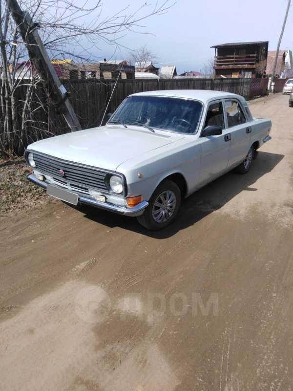 ГАЗ 24 Волга, 1987 год, 100 000 руб.