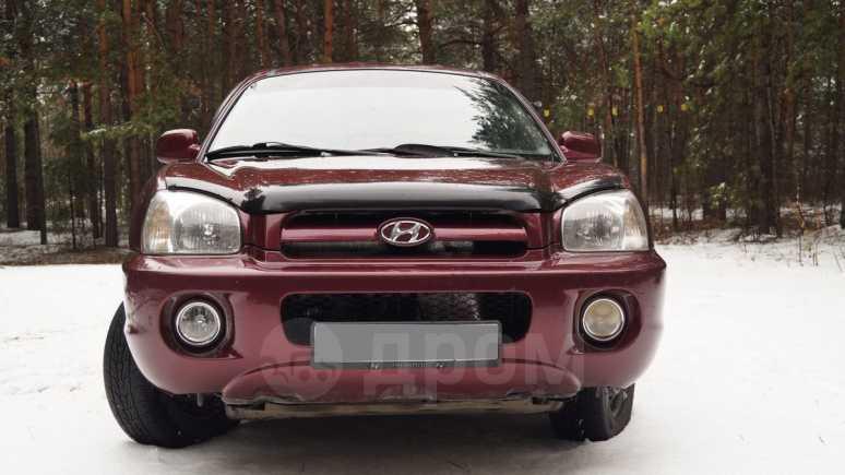 Hyundai Santa Fe Classic, 2008 год, 365 000 руб.