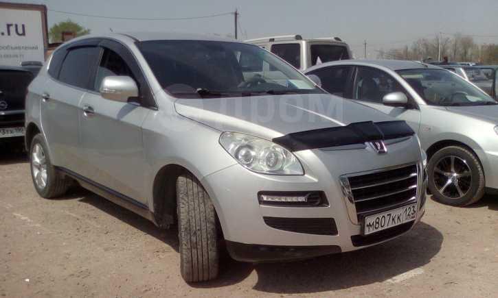 Luxgen 7 SUV, 2014 год, 690 000 руб.
