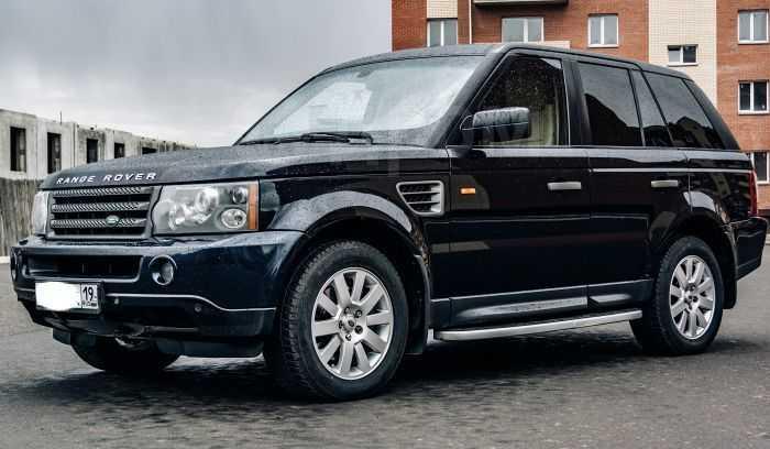 Land Rover Range Rover Sport, 2006 год, 760 000 руб.