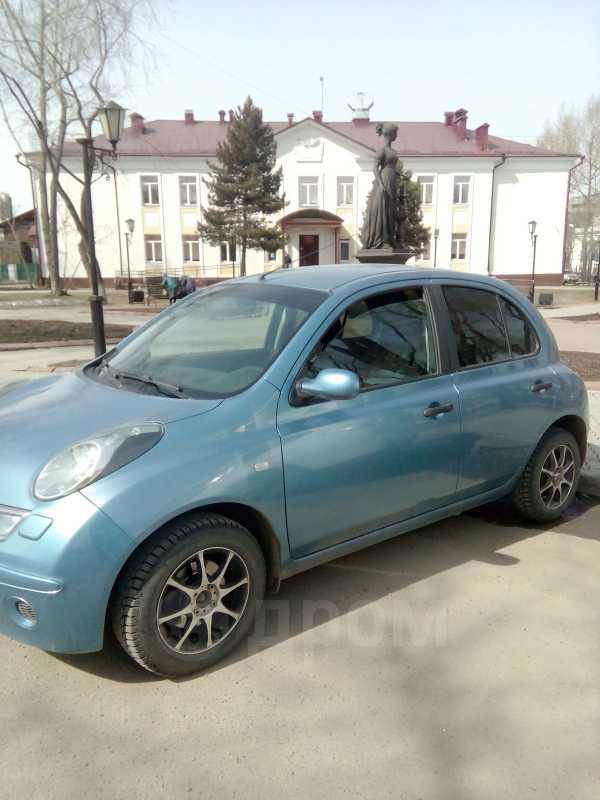 Nissan Micra, 2008 год, 320 000 руб.