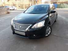 Улан-Удэ Nissan Sentra 2014