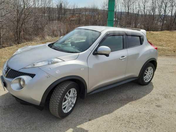 Nissan Juke, 2010 год, 595 000 руб.