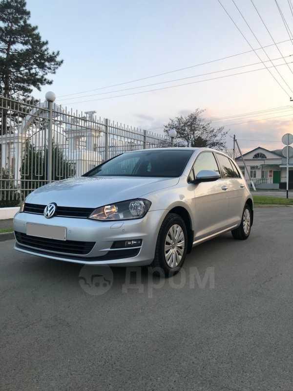 Volkswagen Golf, 2013 год, 640 000 руб.