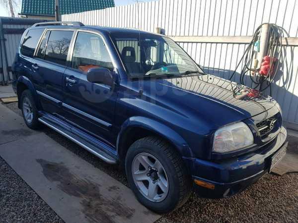 Suzuki Grand Vitara, 2001 год, 409 000 руб.