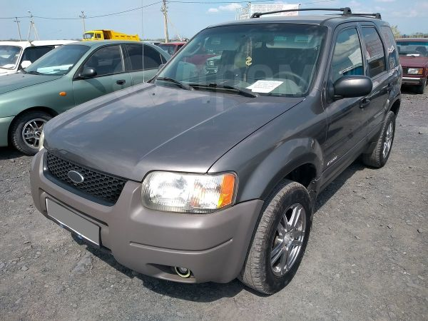 Ford Escape, 2002 год, 290 000 руб.