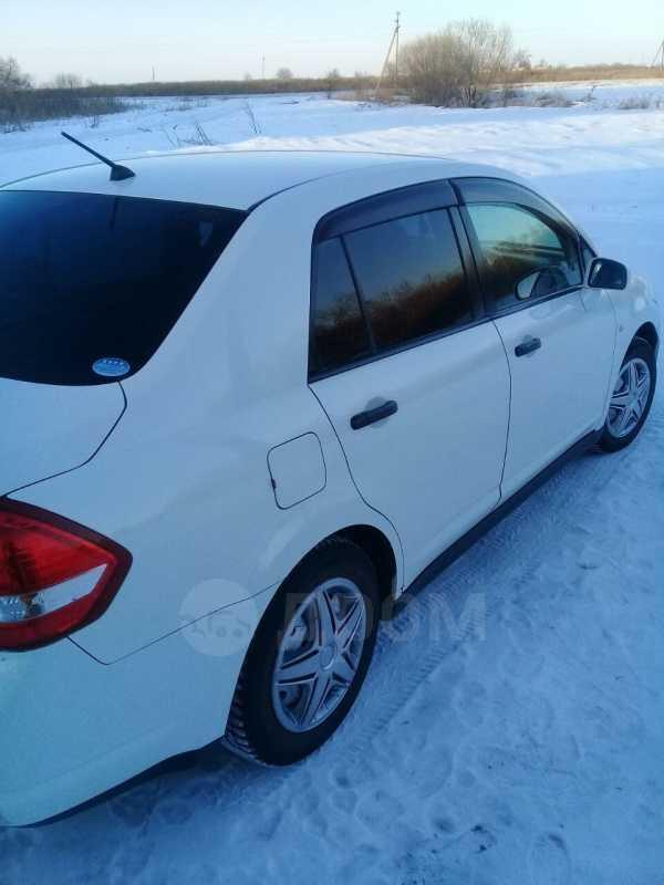 Nissan Tiida Latio, 2007 год, 340 000 руб.