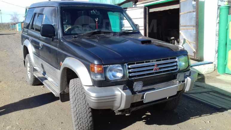 Mitsubishi Pajero, 1996 год, 480 000 руб.
