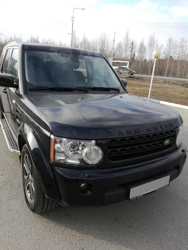 Land Rover Discovery, 2011 год, 1 240 000 руб.