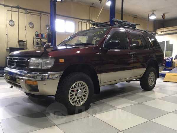 Nissan Terrano, 1995 год, 275 000 руб.