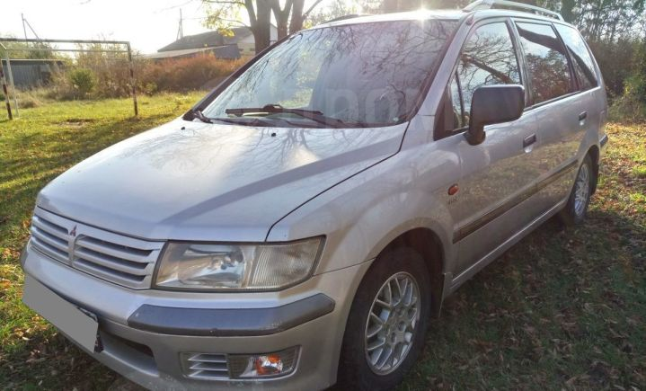 Mitsubishi Space Wagon, 1998 год, 270 000 руб.