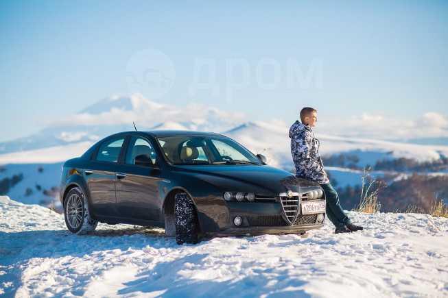 Alfa Romeo 159, 2010 год, 750 000 руб.