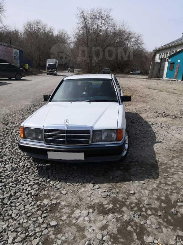 Mercedes-Benz 190, 1992 год, 200 000 руб.